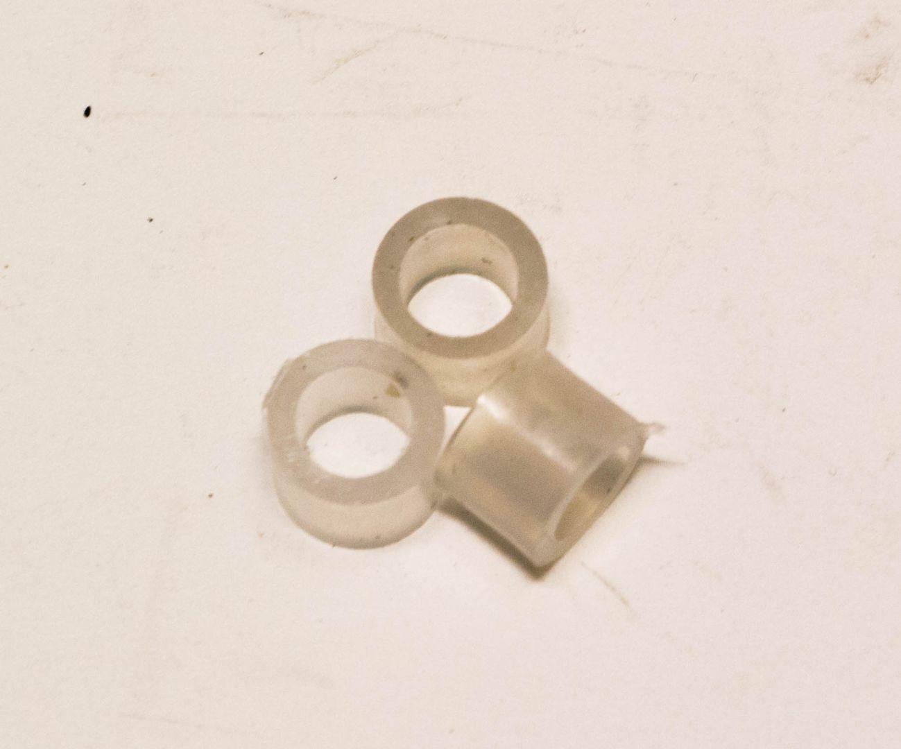 Втулка пластмассовая в обод катка (110200719)